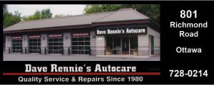Dave Rennie's Autocare
